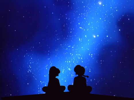 Conversation Under The Stars by LadyRelena000