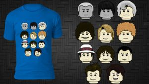 Lego who? - Teebusters by Mr-Saxon