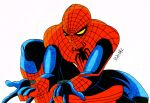 The Amazing Spiderman by MikeES