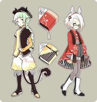 Bookworm Adopt Auction #14 [CLOSED] by oceres