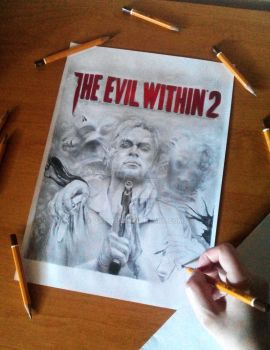 The Evil Within 2 (unfinished) by PatrisB
