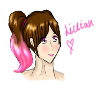 Lillian_my persona character by Karen-Donna