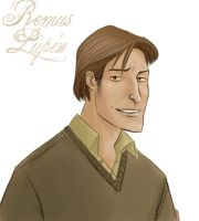 hp - Remus Lupin by the-evil-legacy