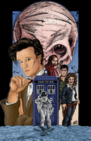 Doctor Who - The Impossible Astronaut by kelvin8