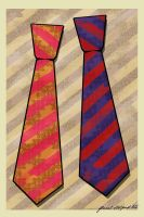Ties by HeadUp1025