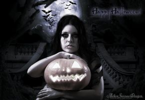 Happy Halloween 2012 by AshlieNelson
