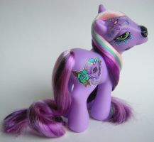 My Little Pony DotD Calavera by eponyart