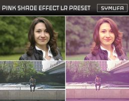 PINK SHADE EFFECT LIGHTROOM PRESET  0020 by symufa