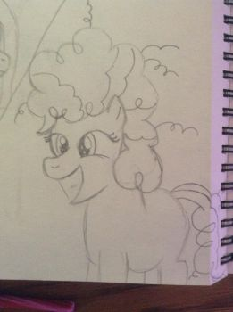 Another filly pinkie :D by alwysbkre8ive