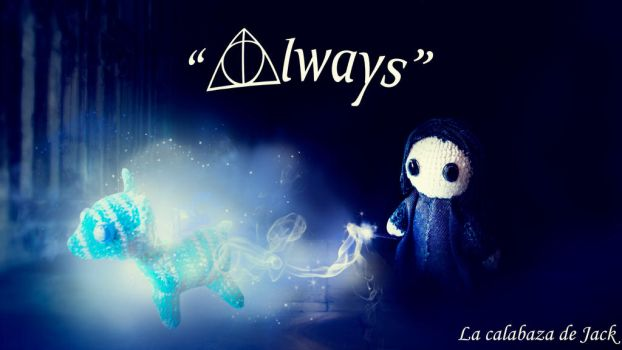 Always Amigurumi (Harry Potter) by cristell15