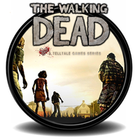 The Walking Dead-v2 by edook