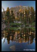 Mt. Basin Reflection by narmansk8