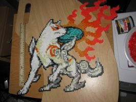 Beads: Large Amaterasu by Koenki