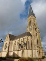 Eglise I by Tenel