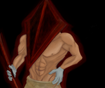 pyramid head color by xoes