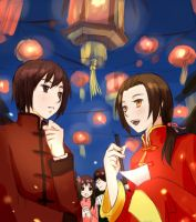 APH happy lantern festival 2 by Shandyrun