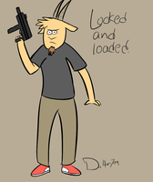 Locked and Loaded by Dalton709