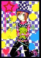 Cute Visual Kei by Mrs-CloudStrife