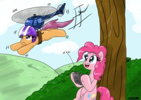 Flying lessons by CIRILIKO