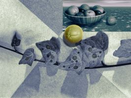 Picnic abstract v1 by arterie
