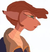 Captain Amelia colored by VoyagetoDiscover2013