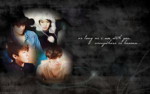 Sehun Lay Wallpaper by bananamilk-tae