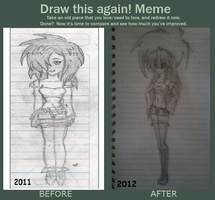 Meme: Before and After Faith by crocrus