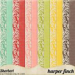Sherbert Patterns Pack One by harperfinch