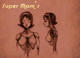 Super moms project by tintanaveia