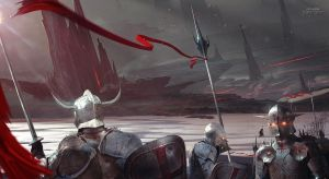 Crusaders by KuldarLeement