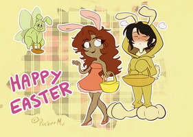 Happy Easter by Traversini