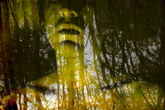 psyche, reflected by JoostVollenhoven