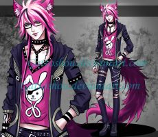 MALE ADOPT 80 [ Auction ] [ CLOSED ] by gattoshou
