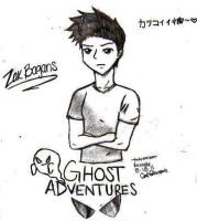 Zak Bagans by solitary-animelover