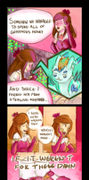 DXT2 ROUND 3: Part 1 (pg 1 - 9) by laclefaverite