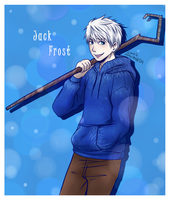 Jack Frost by cookiemotel94