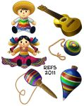 Mexican Toys by Refs