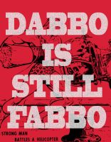 Dabbo is Still Fabbo Red by marigoldwithersaway