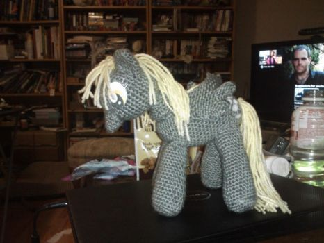 My Little Pony Plush: Derpy by lilith210