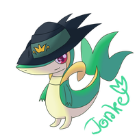 JSnivy by FairyJonke