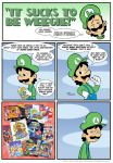 Sucks to be Luigi: Brothers by kevinbolk