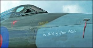 The Vulcan Spirit Of Great Britain by Estruda