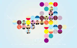 Exo-wallpaper by KpopGurl