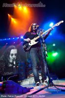 RUSH - Geddy Lee 2011 by MrSyn