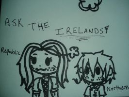 ASK EVENT!! Ask the Irelands!! by APH-RepblicOfIreland