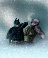 Dark Knight Rises by greyfoxdie85