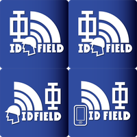 ID Field Mobile App Icons by Moelleuh
