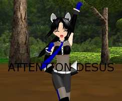MMD- Important Desu Info by khftw