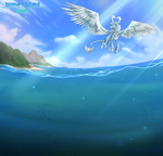 What a View by SlayersStronghold
