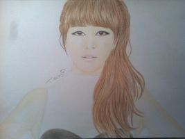 Bae Suzy (miss a) by Tikhun